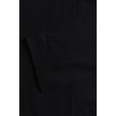 Magic Half Zip Black Mujer - Camiseta Esquí Peak Performance