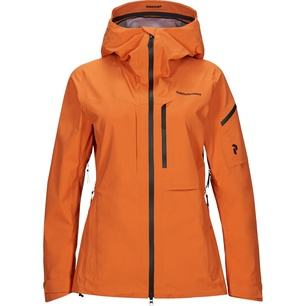 Alpine Orange Alti Mujer - Chaqueta Esquí Peak Performance