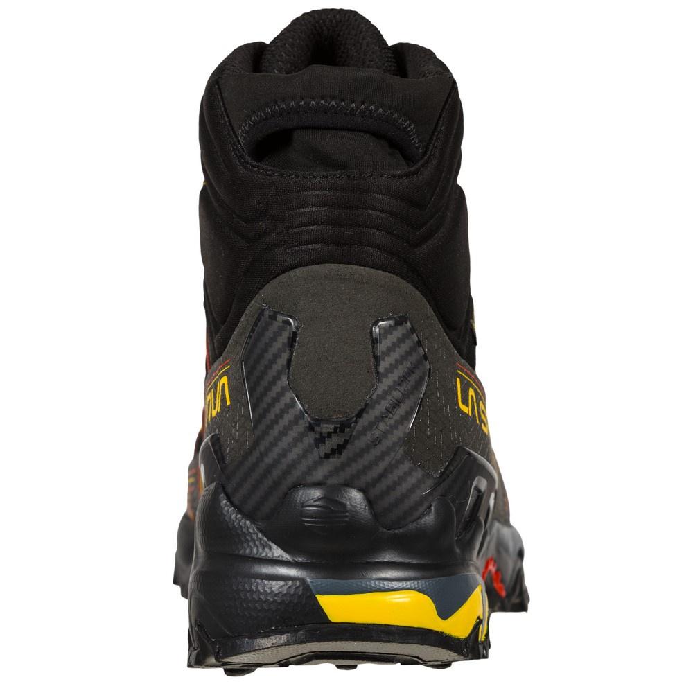 Ultra Raptor II Mid Goretex Black/Yellow Hombre - Bota Senderismo La Sportiva