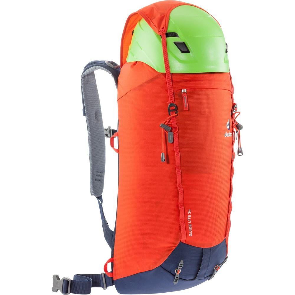 Guide Lite 24 - Mochila 24 litros Rojo Trekking Deuter