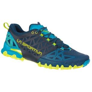 Bushido II Opal/Apple Green Hombre - Zapatillas Trail Running La Sportiva
