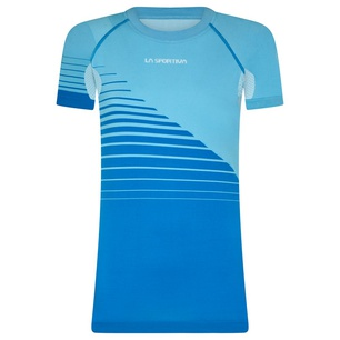 Escape T-Shirt W Pacific Blue/Neptune
