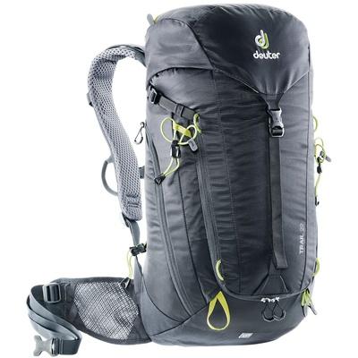Trail 22 - Mochila 22 litros Negro Trekking Deuter