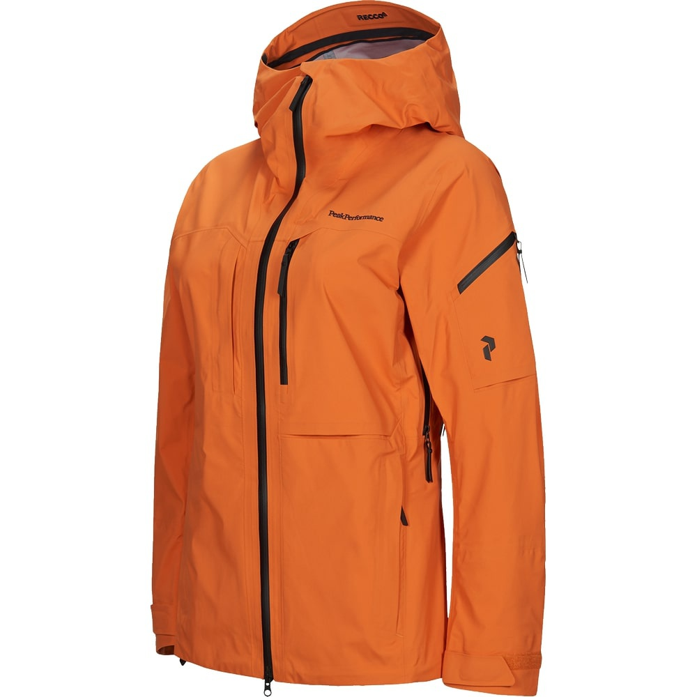 Alpine Orange Alti Mujer - Chaqueta Esquí Peak Performance