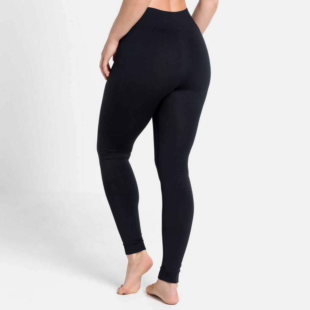 Performance Warm Eco Bl Bottom Long Mujer - Pantalon Esquí Odlo