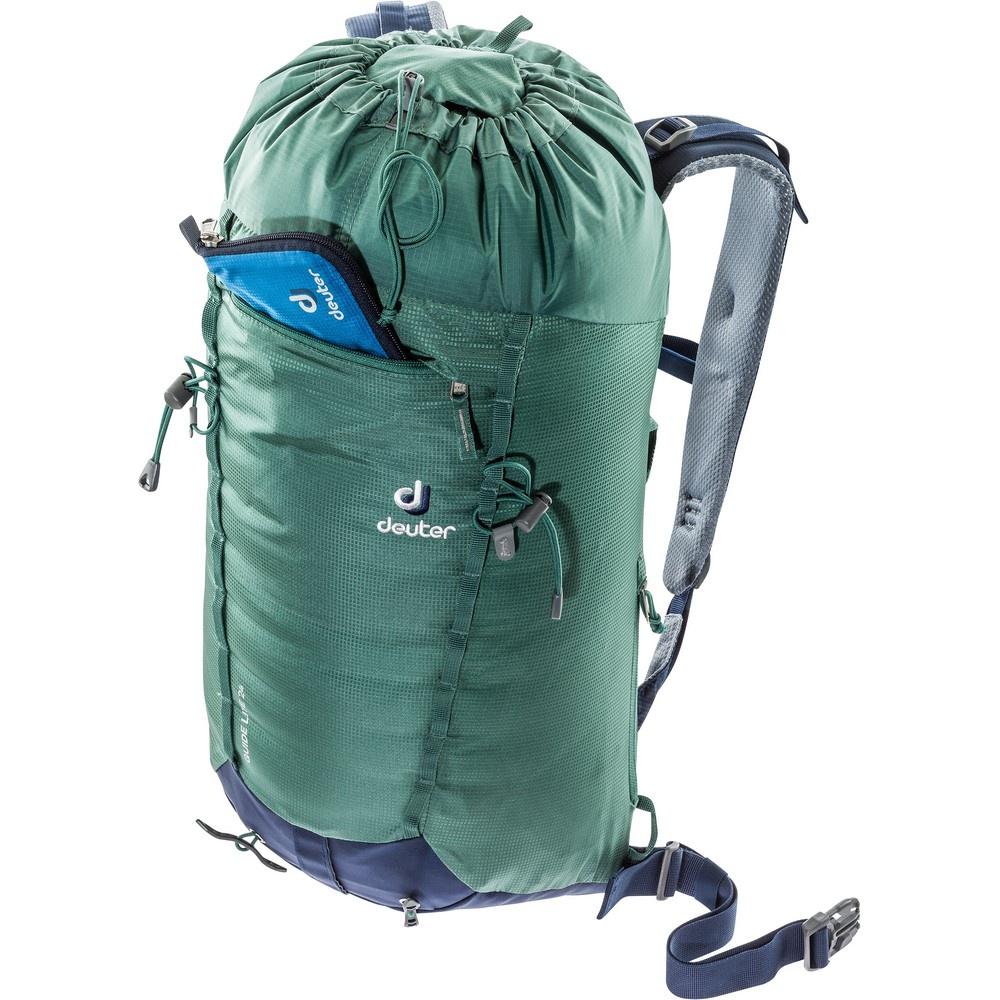 Guide Lite 24 - Mochila 24 litros Verde Trekking Deuter