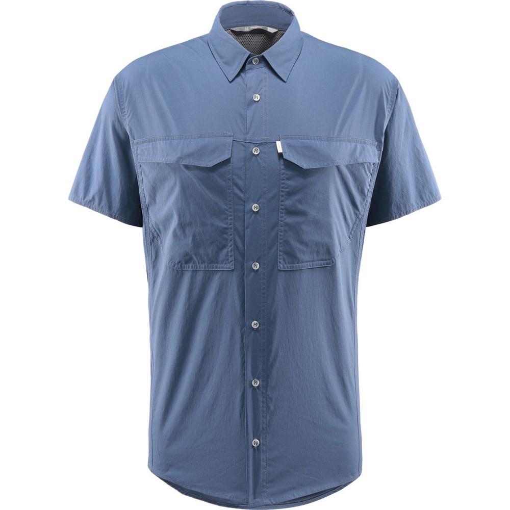 Salo Ss Hombre - Camiseta Trekking Haglofs