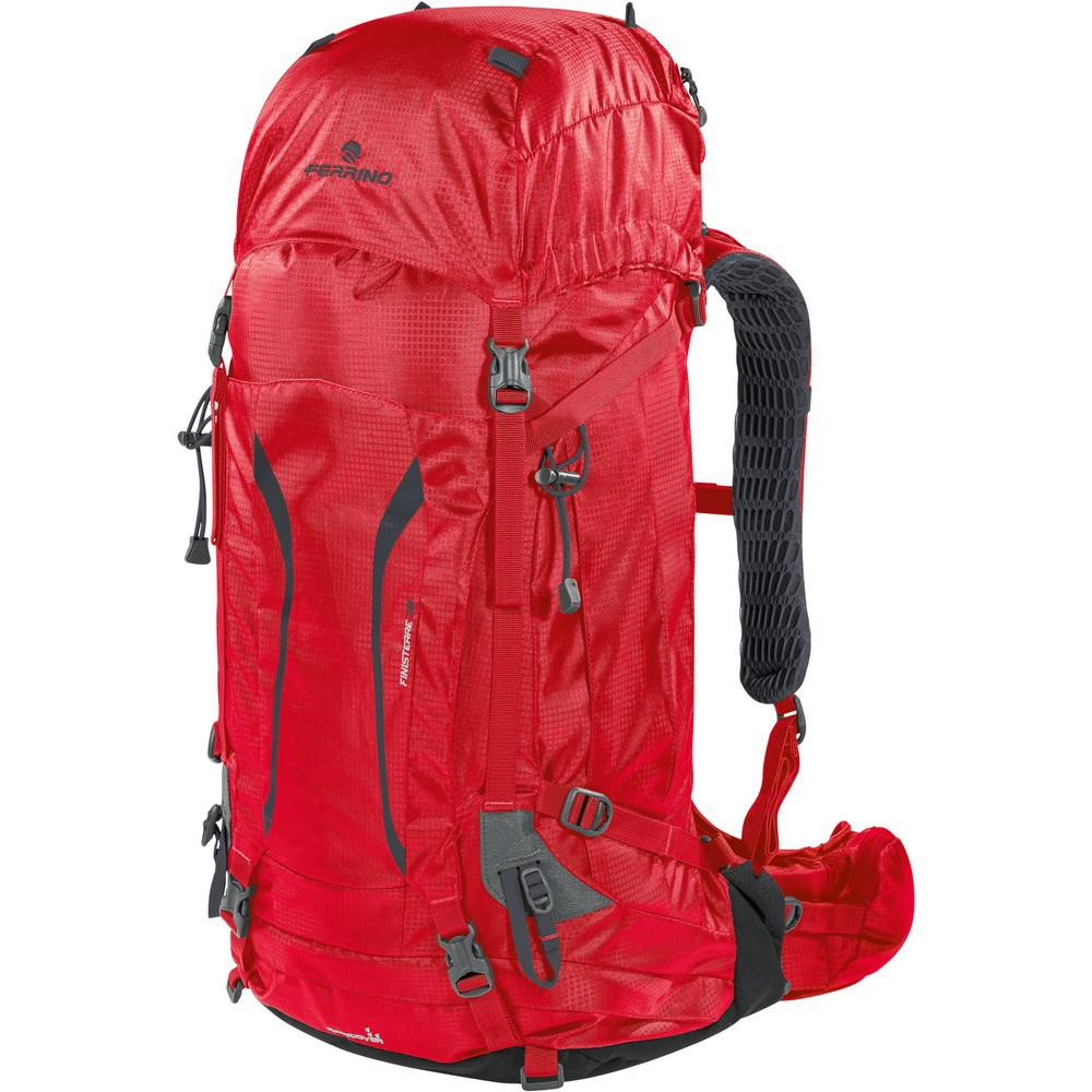 Finisterre 38 - Mochila 38 litros Rojo Trekking Ferrino