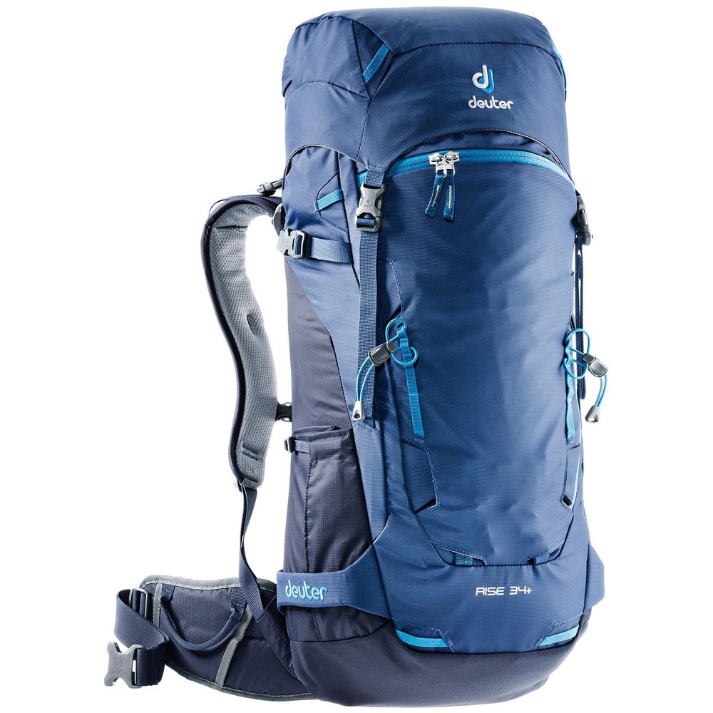 Rise 34+ - Mochila 34 litros Azul Nieve Deuter