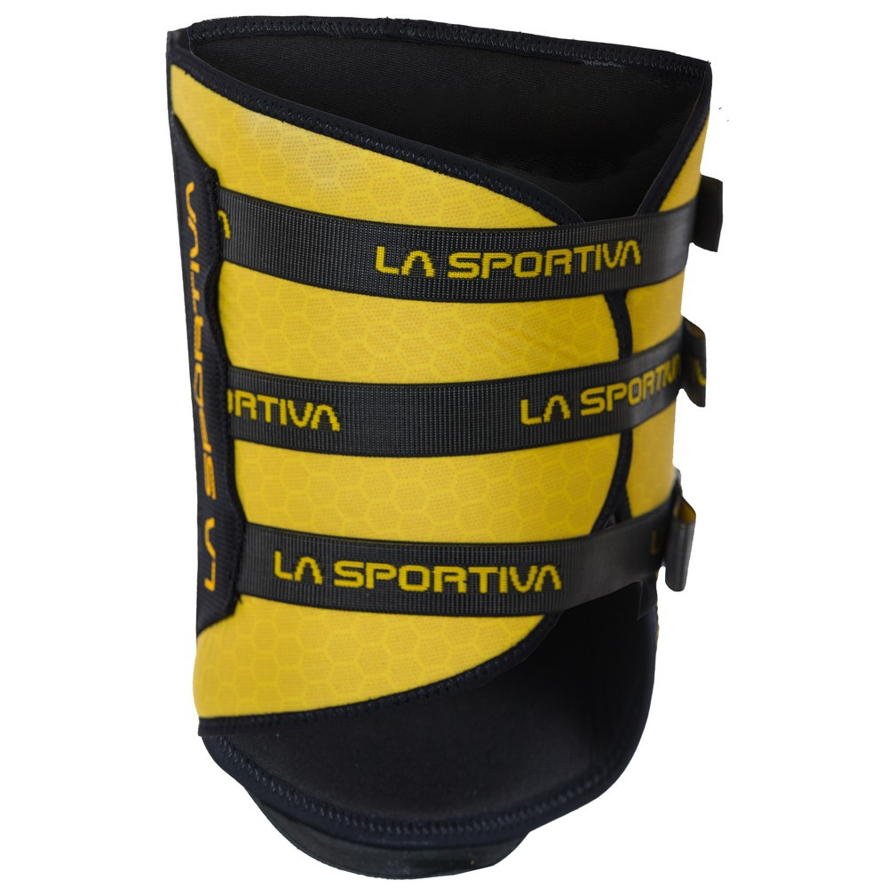 Laspo Knee Pad Black/Yellow - Rodillera Escalada La Sportiva