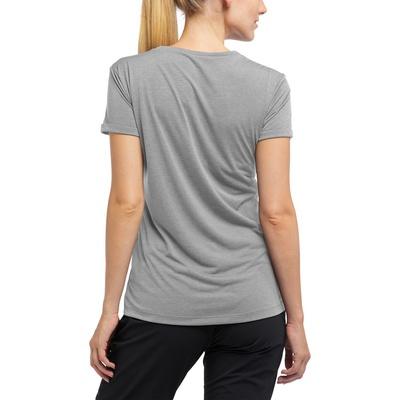 Ridge Hike Mujer - Camiseta Trail Running Haglofs