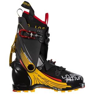 Racetron Black/Yellow - Botas Esquí La Sportiva