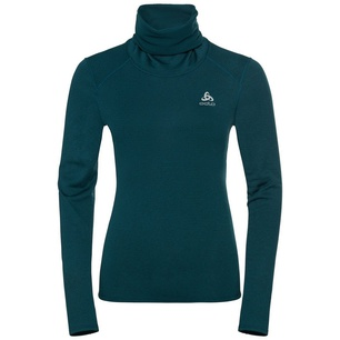 Active Thermic Bl Top Crew Neck Mujer - Camiseta Esquí Odlo