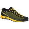 TX2 Black/Yellow Hombre - Zapatilla Trekking La Sportiva