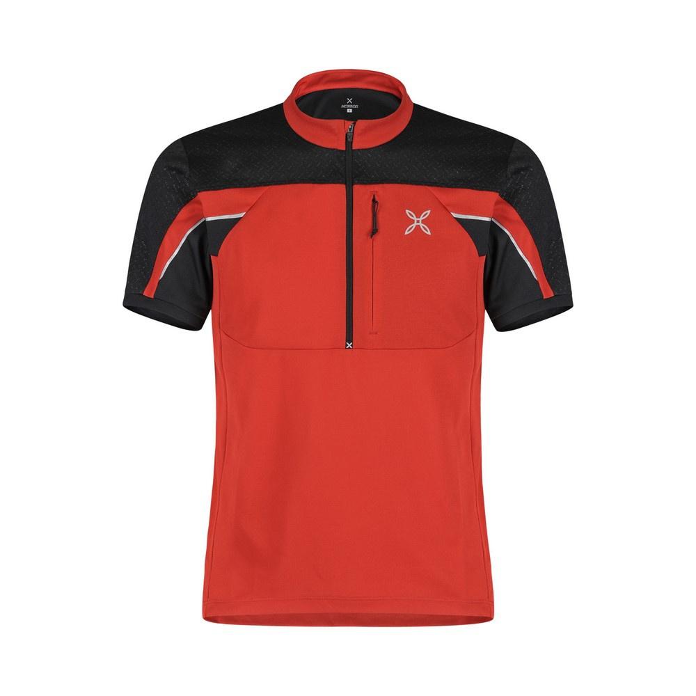 High Zip 2 Hombre - Camiseta Alpinismo Montura