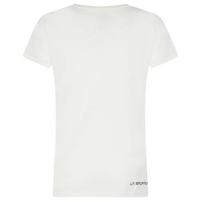 Brand White Mujer - Camiseta Escalada La Sportiva