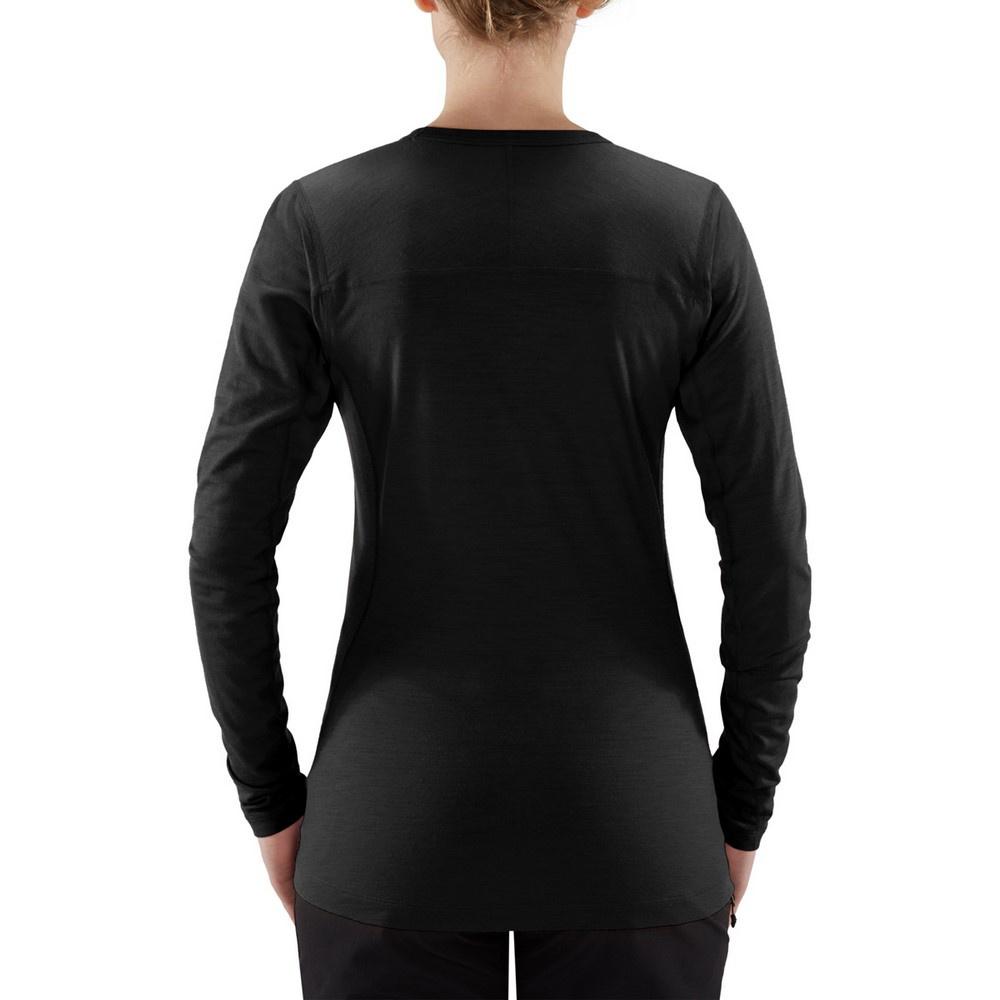 Actives Wool Roundneck W Mujer - Camiseta Trekking Haglofs