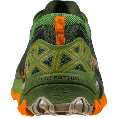 Bushido II Kale/Tiger Hombre - Zapatilla Trail Running La Sportiva