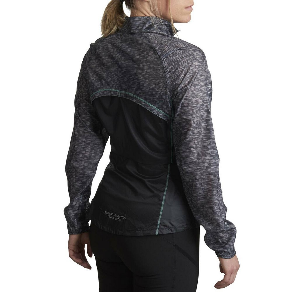 Ventro Mujer - Chaqueta Trail Running Ultimate Direction
