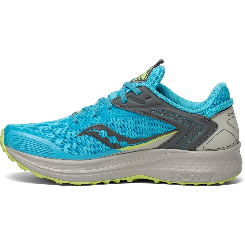 Canyon Tr2 Mujer - Zapatillas Trail Running Saucony