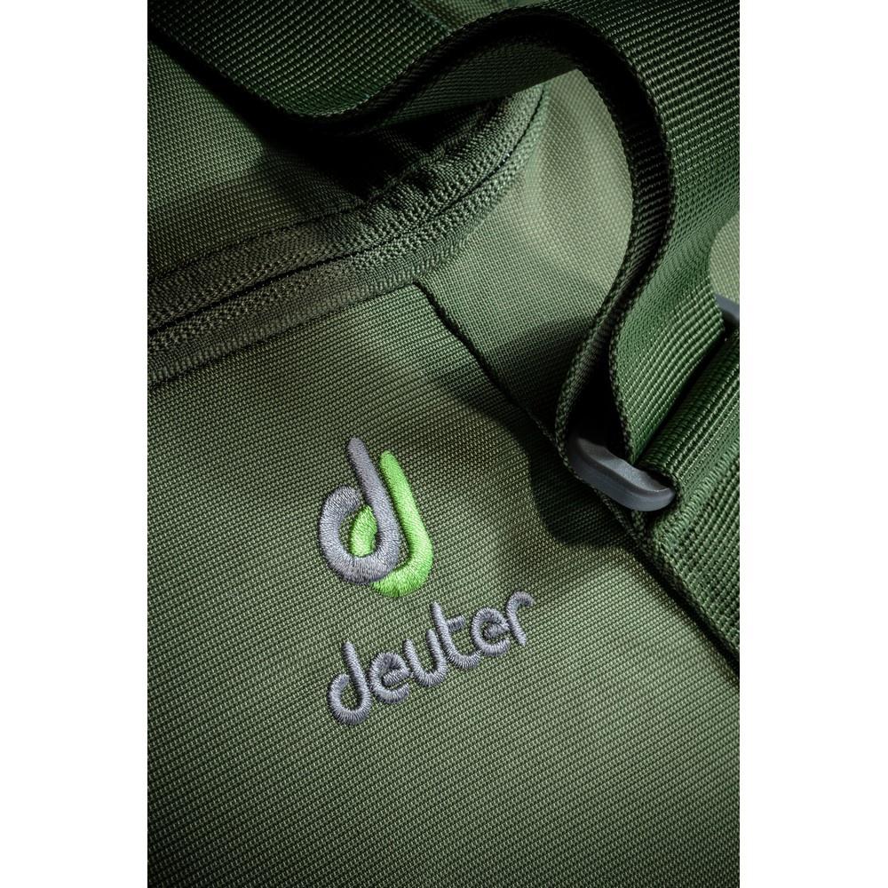 Aviant Duffel 50 - Mochila 50 litros Verde Trekking Deuter