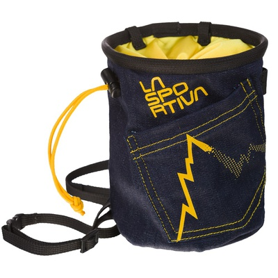 Jeans Chalk Bag - Magnesera Escalada La Sportiva