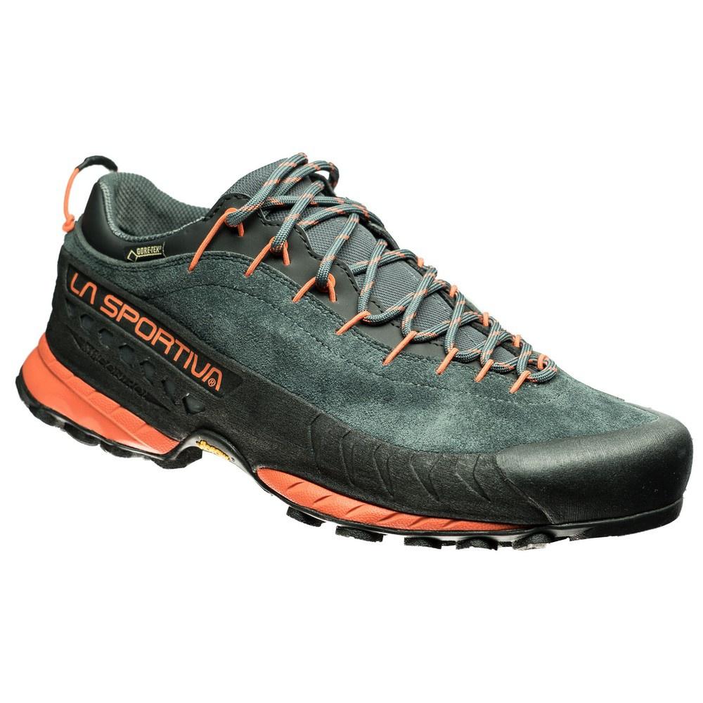 TX4 Goretex Carbon/Flame Hombre - Zapatillas Trekking La Sportiva