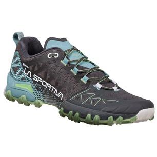 Bushido II Goretex Atlantic/Aquarelle Mujer - Zapatillas Trail Running La Sportiva