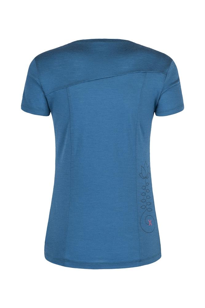Merino Lotus Mujer - Camiseta Trekking Montura