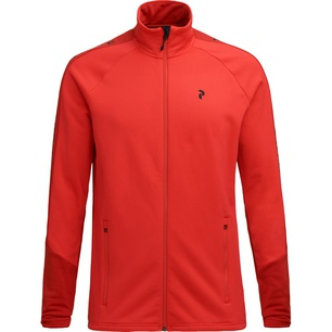 M Rider Zip Jacket Polar Red
