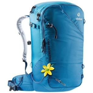 Freerider Pro 32+ SL Mujer - Mochila 32 litros Azul Nieve Deuter