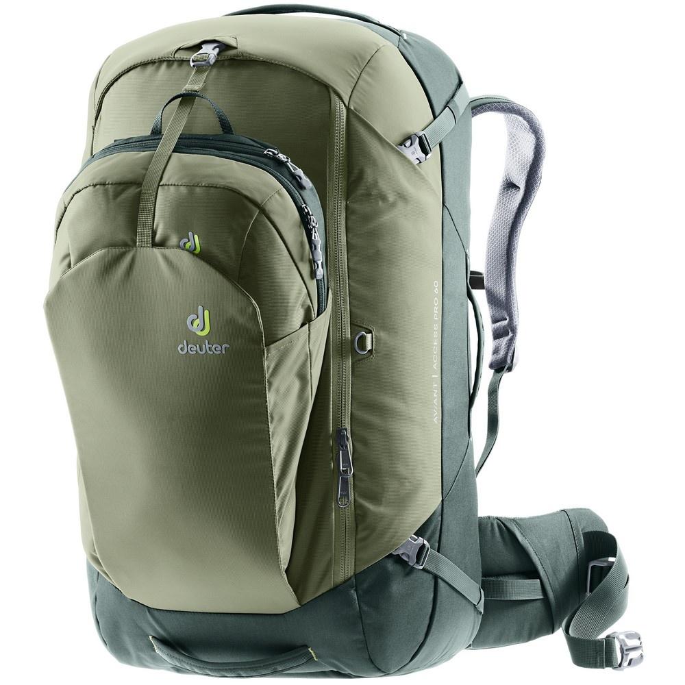 Aviant Access Pro 60 - Mochila 60 litros Verde Trekking Deuter