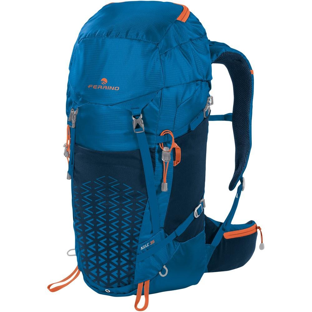 Agile 35 - Mochila 35 litros Azul Senderismo Ferrino