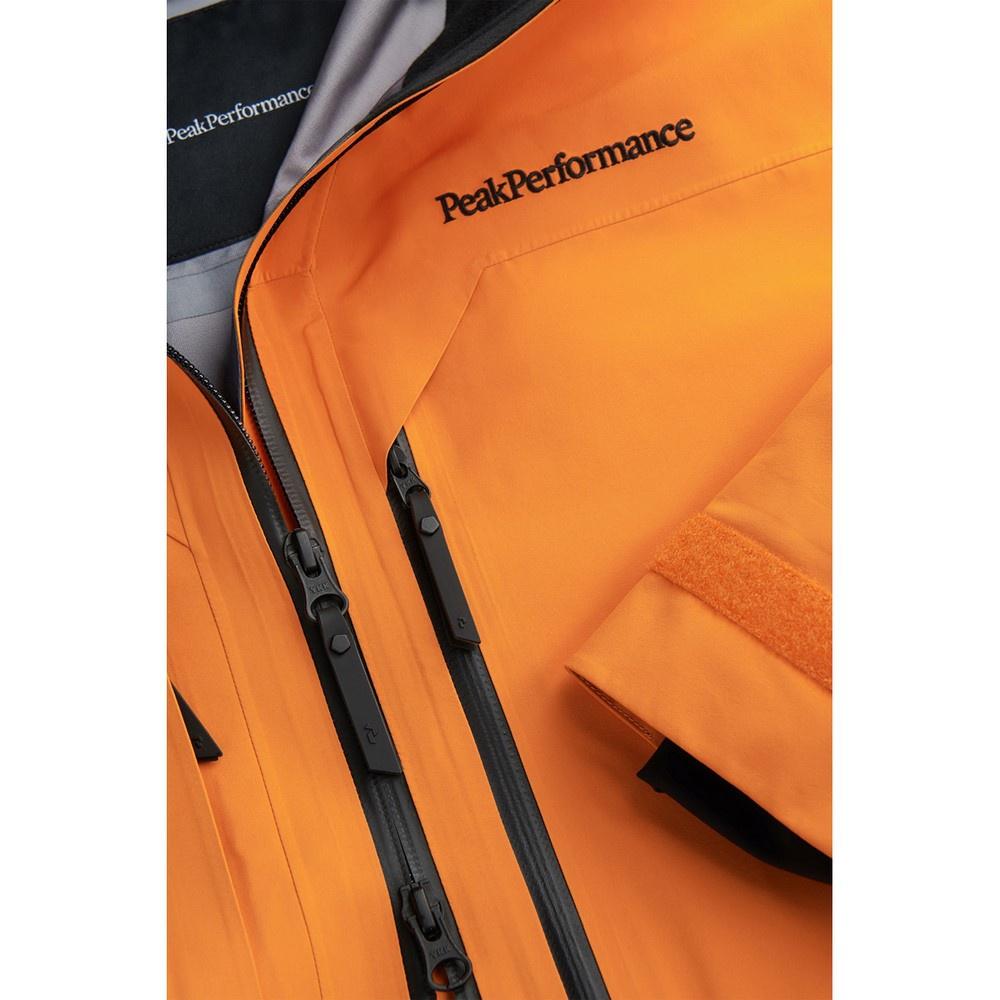 Alpine Orange Alti Hombre - Chaqueta Esquí Peak Performance