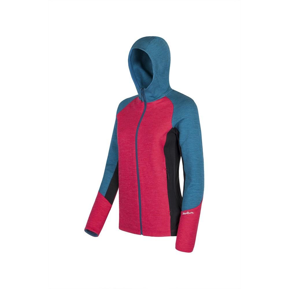 Hybrid Wool Mujer - Chaqueta Trekking Montura