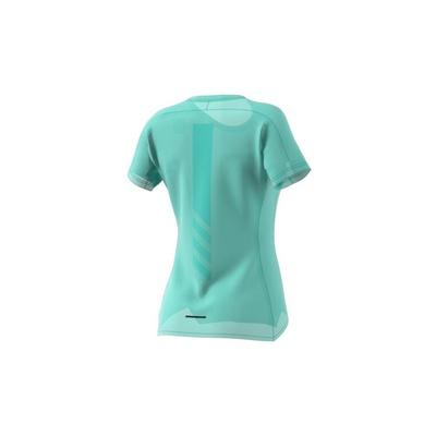Agr Alla Mujer - Camiseta Trail Running Adidas Terrex