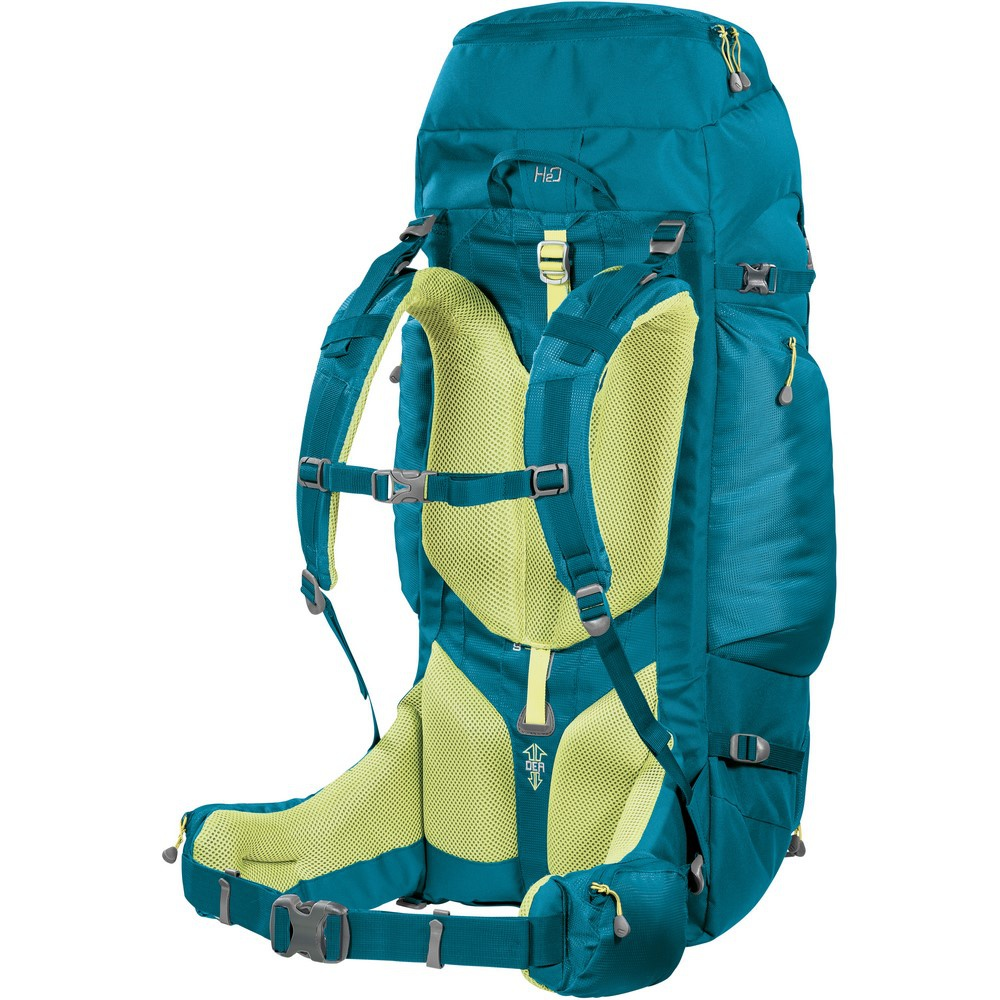 Transalp 60 Mujer - Mochila 60 litros Azul Trekking Ferrino