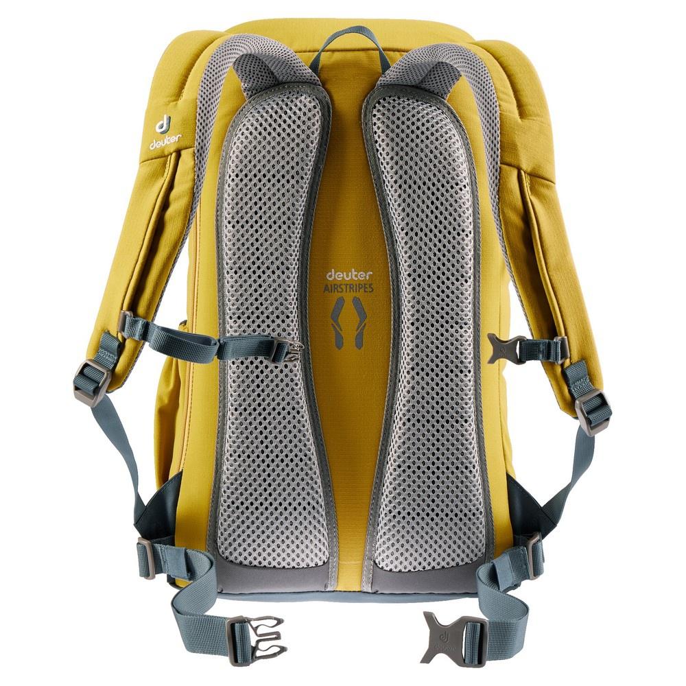 Walker 24 - Mochila 24 litros Amarillo Trekking Deuter