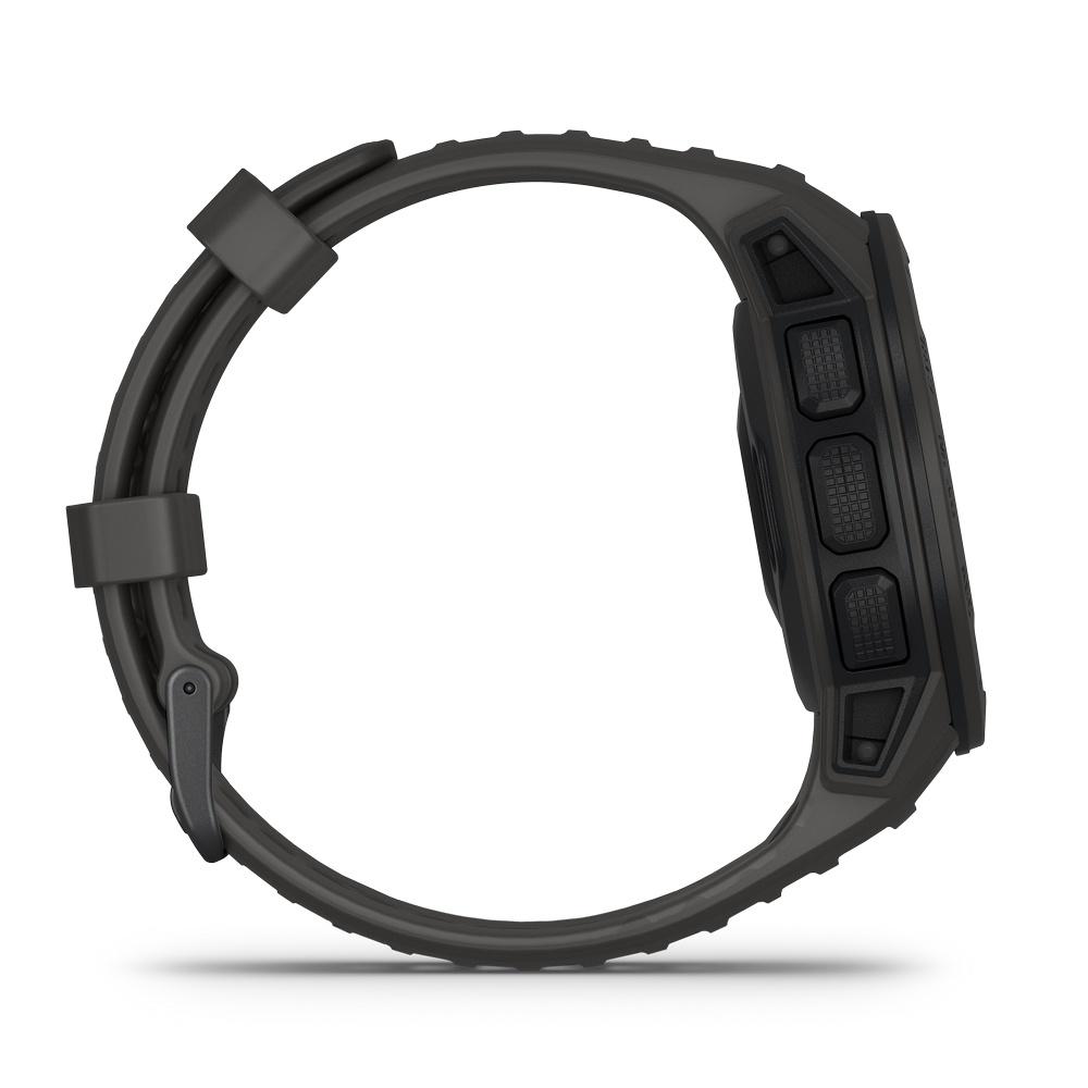 Instinct negro - Reloj Deportivo GPS Trailrunning Garmin