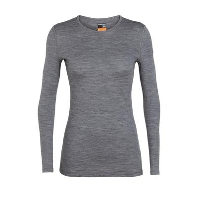 200 Oasis LS Crewe Camiseta Mujer - Trekking Icebreaker