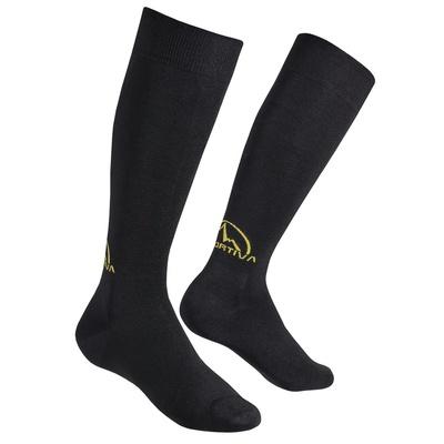Skimo Race Socks Black/Yellow