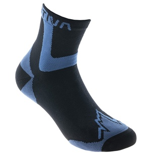 Ultra Running Socks Black/Neptune