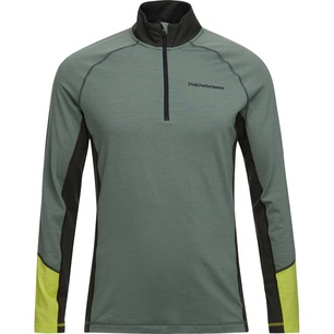 Magic Half Zip Fells View Hombre - Camiseta Esquí Peak Performance