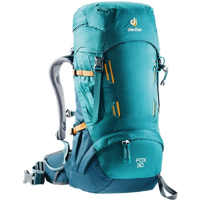 Fox 30 Niños - Mochila 30 litros Azul Trekking Deuter