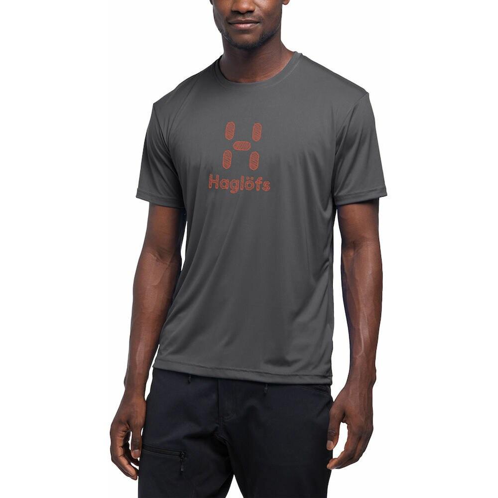 Glee Hombre - Camiseta Trail Running Haglofs