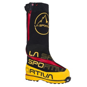Olympus Mons Cube Yellow/Black - Botas Expedicion La Sportiva