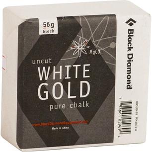 Solid White Gold - Block 56Gr.