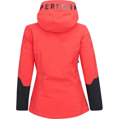 W Rider Ski Jacket Polar Red