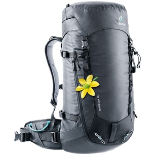 Guide 32+ SL Mujer - Mochila 32 litros Negro Alpinismo Deuter