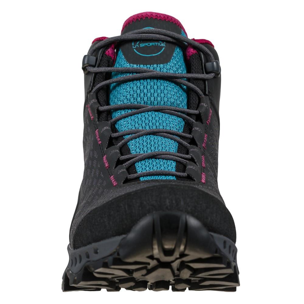 Stream Goretex Black/Topaz Mujer - Botas Trekking La Sportiva